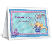 Thank You saying thanks printable cards