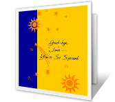 Opportunities Await good bye & good luck printable cards