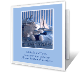 Oh, Joy! It's a Boy! congratulations on baby printable cards