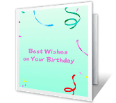 From the Office happy birthday printable cards