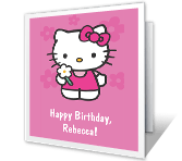 Bright, Happy Day happy birthday printable cards