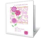 Always Special Aunt happy birthday printable cards
