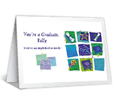 Keep Learning graduation printable cards