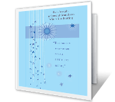 To a Special Grandson graduation printable cards