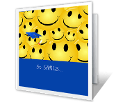 Smile! You're Graduating! graduation printable cards