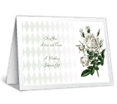 Wedding Shower Gift bridal shower printable cards