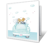 Happily Ever After wedding printable cards