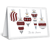 A Wonderful Time of Year christmas printable cards
