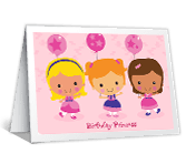 Her Royal Cuteness happy birthday printable cards