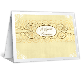 A Special Occasion party printable cards