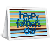 What Makes You Smile father's day printable cards