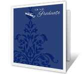 The Best to You graduation printable cards