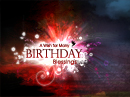 Birthday Blessings<br>Postcard Birthday Postcards