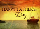 Happy Father's Day<br>Postcard Father's Day Postcards
