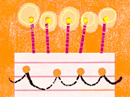Birthday Wish <br> Postcard Birthday Postcards