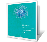 Heartfelt Feelings sympathy printable cards