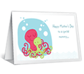 Big Hug for Mom mothers day printable cards