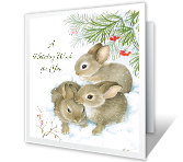 Christmas Printable Cards - For Special You