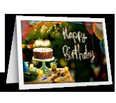 Sparkling Birthday Wishes