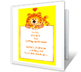 A Grandma Nice as You greeting card