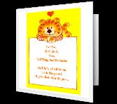 A Grandma Nice as You greeting card