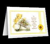A Grandma's Love greeting card