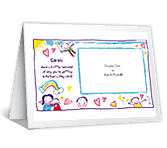 A Little Reminder Add-a-Photo greeting card