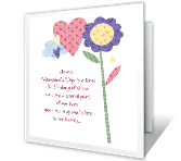 A Place in Our Hearts printable card
