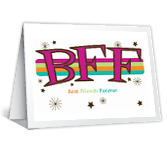 Best Friends printable card