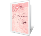 By Simply Being You printable card