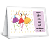 Celebrate You! greeting card