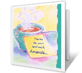 Employees Like You greeting card