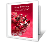 Every Christmas Joy printable card
