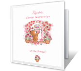 For a Special Daughter-in-law printable card