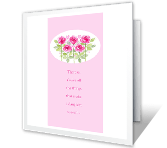 For a Special Daughter printable card