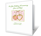 For Your Special Anniversary printable card