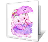 From Daddy's Big Girl printable card