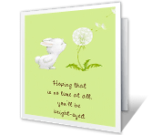 Get Well Soon! printable card