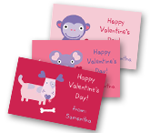 Happy Valentine's Day printable card