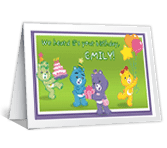 Heard It's Your Birthday printable card