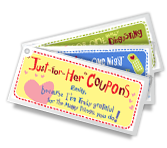 Just-for-Her Coupons printable card