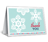 Let it Snow printable card