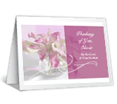 Loss of Mother printable card