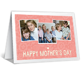 Loving Mother's Day Add-a-Photo greeting card