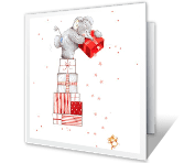 Magical 5th Birthday greeting card