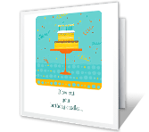 Make a Wish! printable card