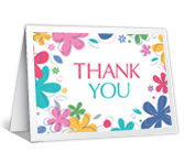 Many Thanks! printable card