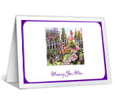 Missing You, Mom printable card