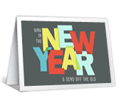 New Year Party Invitation printable card