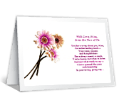 Our Reasons greeting card